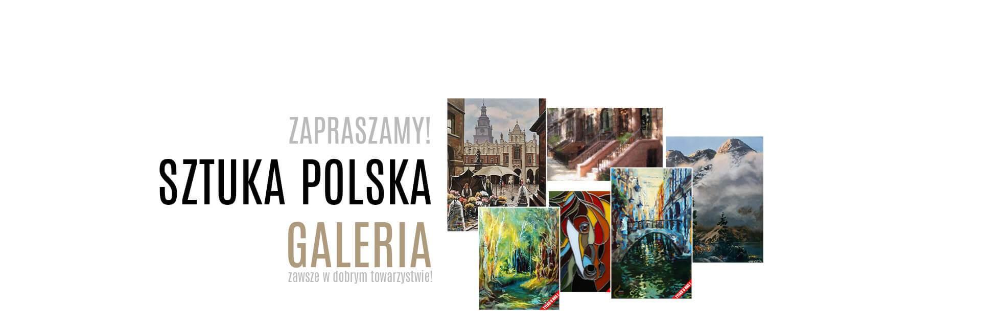 Sztuka Polska - Galeria