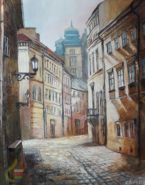 Sztuka Polska Galeria Kulig Radziszewska Ulica Kanonicza 2f408bce40eada103f765607138bb858