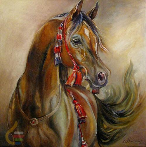 Sztuka Polska Galeria Wojtowicz Cichon Gniady Arab 26e398ac250ac2b9e117bc9cca9d6c60