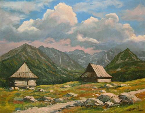Sztuka Polska Serafin Hala Gasienicowa 4 D25a95d1aa8258644d42e3e35bf0b825
