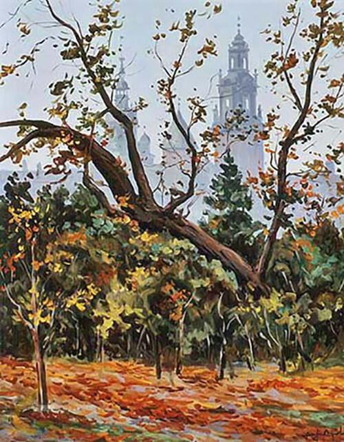 Sztuka Polska Serafin Wawel Od Strony Plant 97cc0d101b063dfa545fb4fc8a05acdb